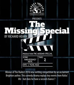 SPC Reviews: The Missing Special