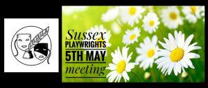 Diary: May 5th 2019 meeting