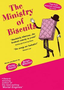 SPC reviews: The Ministry of Biscuits