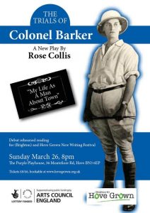 SPC Reviews: 'The Trials of Colonel Barker'