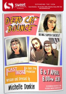 Sussex Playwrights Reviews: 'Dead Cat Bounce'