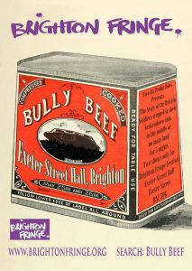 Sussex Playwrights Reviews: Bully Beef
