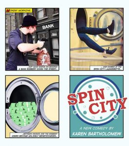 Sussex Playwrights Reviews: 'Spin City'