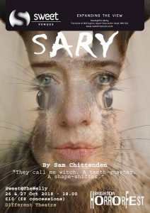 Sussex Playwrights Reviews: Sary