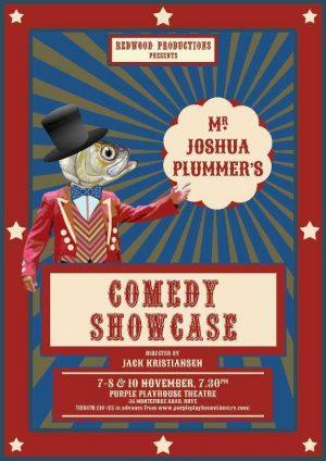 Mr Joshua Plummer's Comedy Showcase