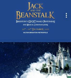 Sussex Playwrights Reviews: Jack and the Beanstalk