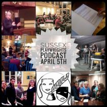 Sussex Playwrights April 2020 podcast