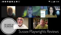 Sussex Playwrights Reviews: The Ghost In The Machine (The Seance)