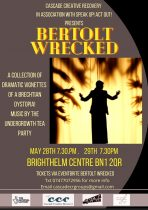 Sussex Playwrights Reviews: Bertolt Wrecked