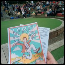 Sussex Playwrights Reviews: Lord God